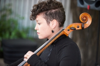 Crystal Pascucci, Cello