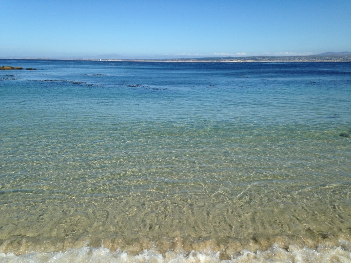 Pebble Beach Water