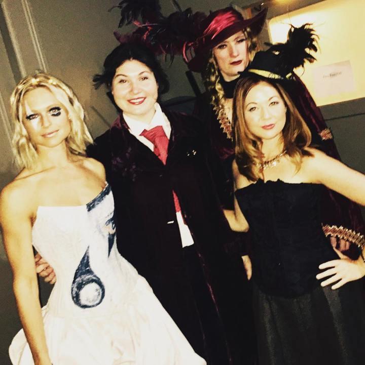 Eclecta Quartet @ the Edwardian Ball