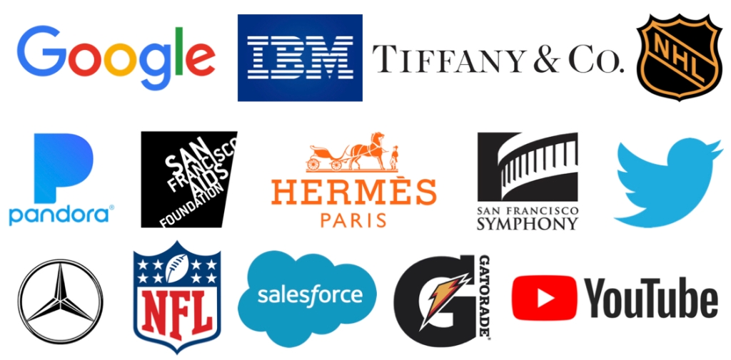 Eclecta Client Logos